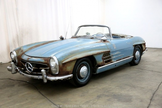 Mercedes 300 SL roadster за 800 000 долларов