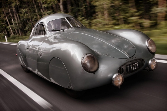 THE WORLD'S FIRST PORSCHE SELLS FOR 18 MILLION EUROS