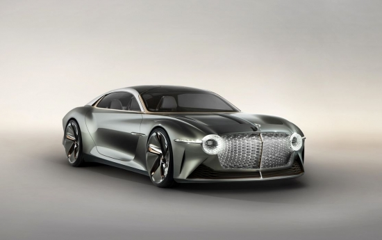 BENTLEY EXP 100 GT: ONE OF THE MOST IMPRESSIVE CONCEPTS EVER CREATED